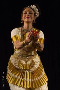 Mohini Attam : Samedi 25 janvier 2020 à Issy les Moulineaux, Espace Andrée Chedid